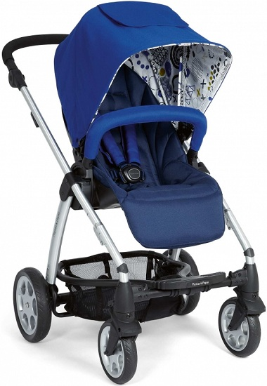 Mamas and Papas Sola BLUE Single Stroller at Sears.com