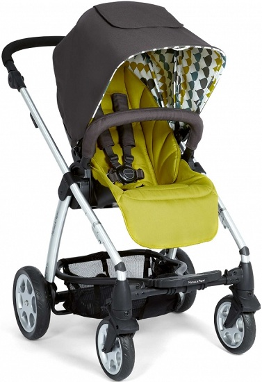 Mamas and Papas Sola LIME Single Stroller at Sears.com
