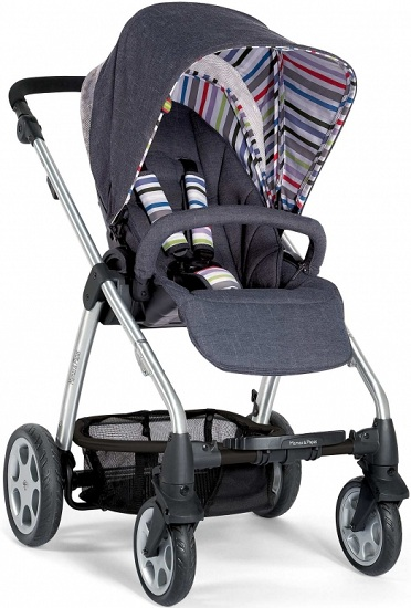 Mamas and Papas Sola DENIM Single Stroller at Sears.com