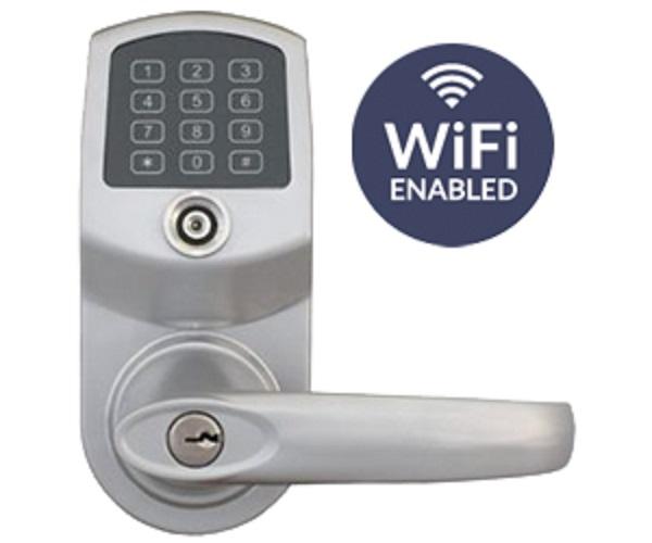 New Lockstate Remotelock Ls 6i Wifi Enabled Keyless Door
