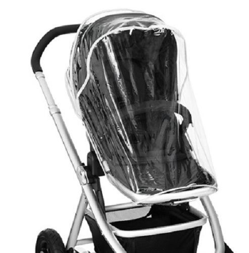 Nuna Ivvi Compact Child Stroller With Car Seat Adapter And